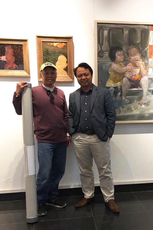Nguyen Art Customers