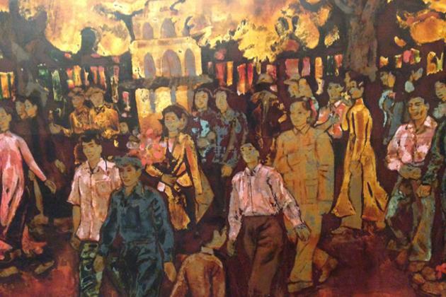 Nguyen Tu Nghiem Paintings