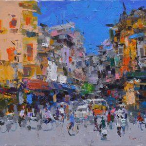 Nguyen Van To street