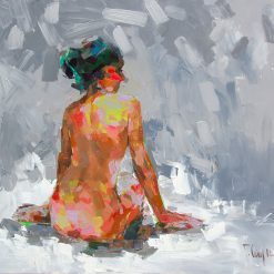 Nude 01, Best Hanoi Artworks