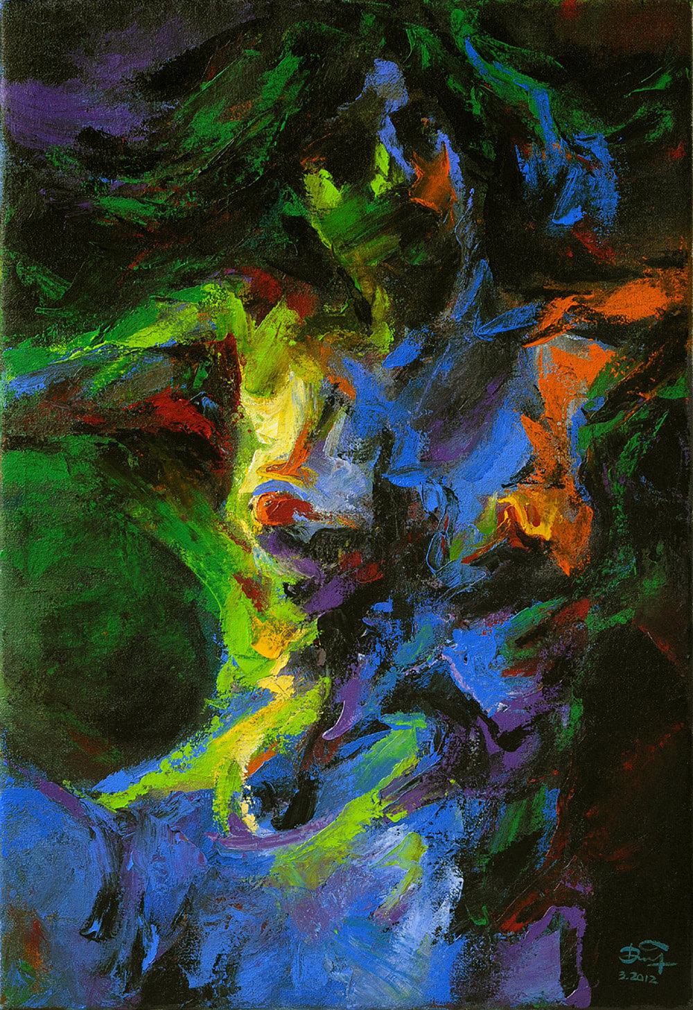 Nude-1, Vietnam Artworks