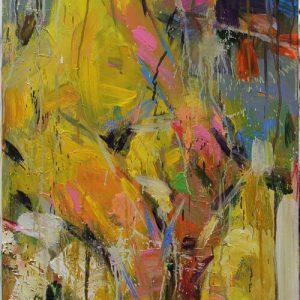 Nude 121, Artworks paintings in Hanoi