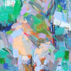 Nude 21, Vietnam Art Paintings