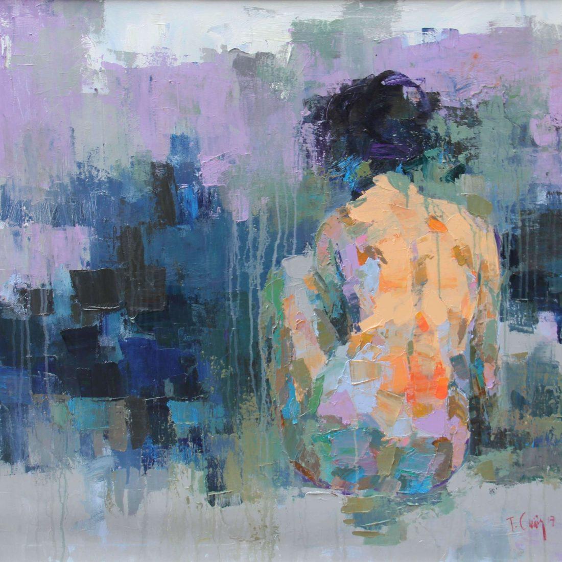 Nude 26, Best Paintings in Vietnam
