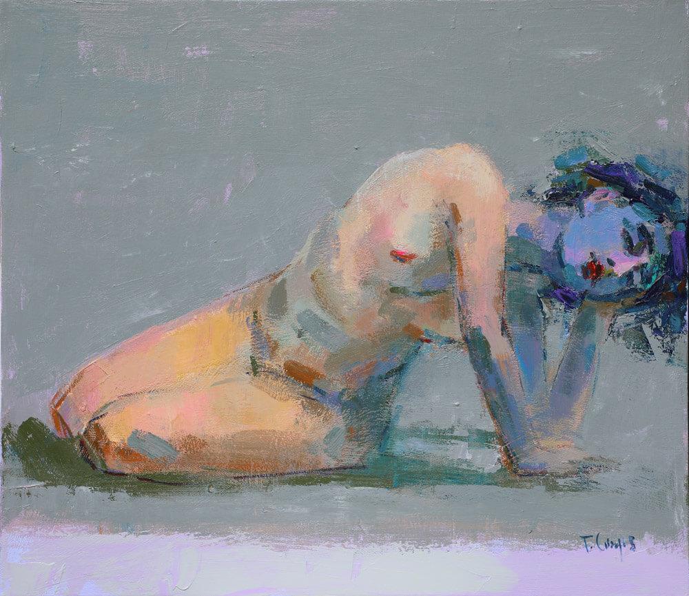 Nude 30, 80 X 70 Art Gallery in Vietnam