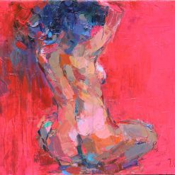 Nude 34, Vietnam Artworks