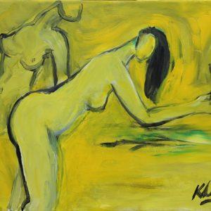 Nude II, Artworks in Vietnam