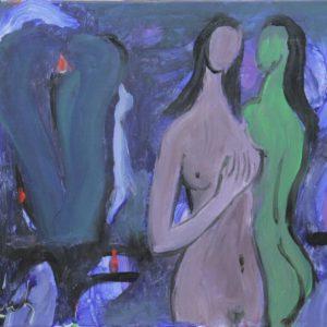 Nude V, Paintings in Vietnam