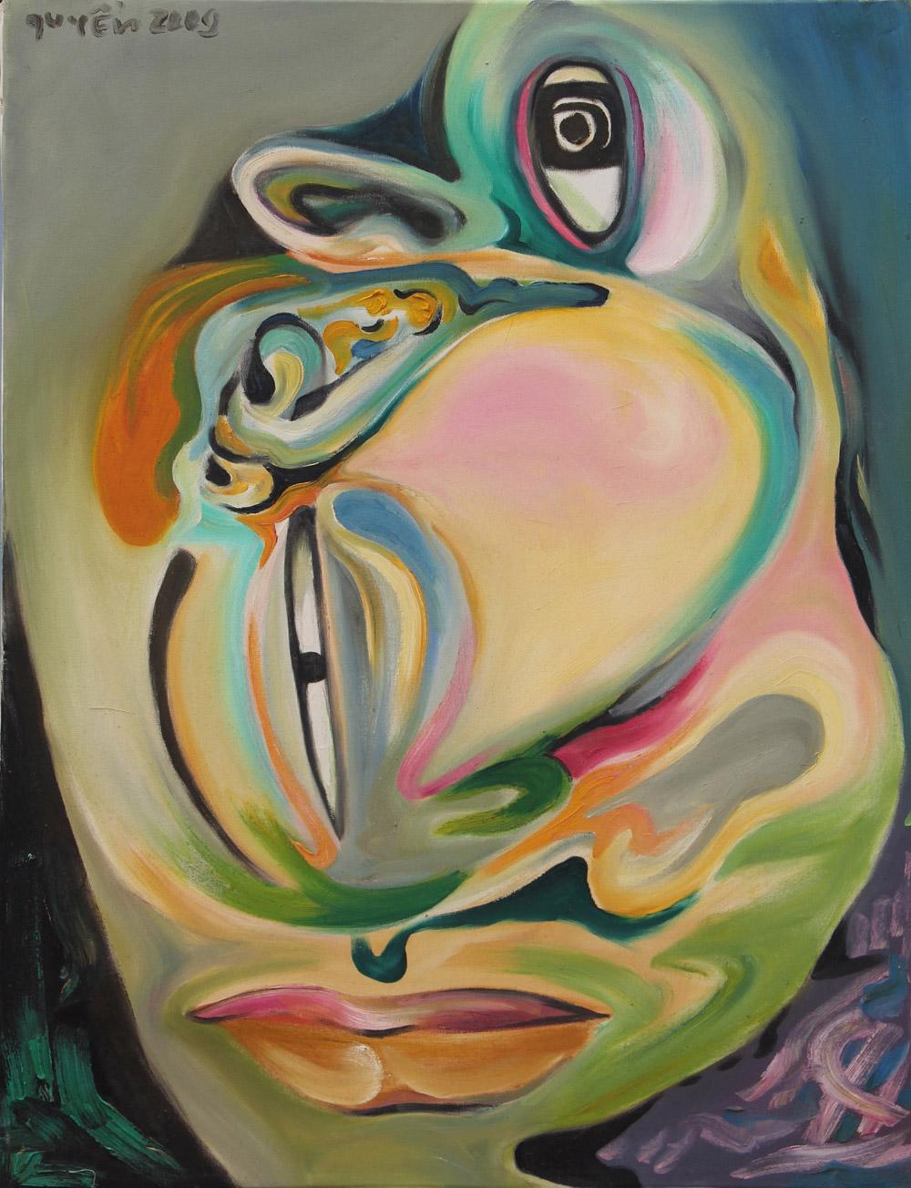 (O)–60-x-80-cm-Face-of-a-woman