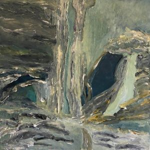 Ocean Jungle and Me - luxury acrylic paintings by vietnamese artist