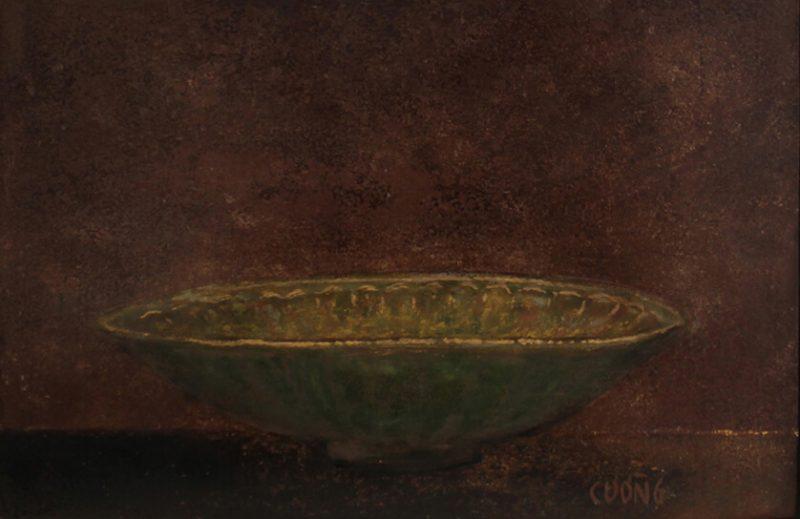 Old Bowl 11, Vietnam Paintings