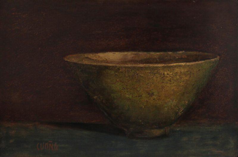 Old Bowl, Vietnam Artworks