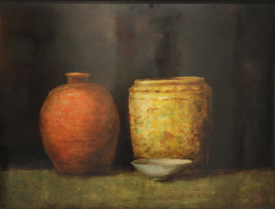 Old Object III, Vietnam Artists