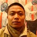 Painter Nguyen Van Ho