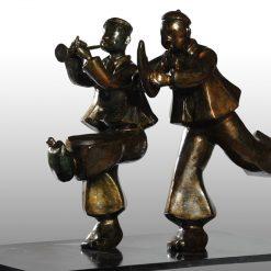 Play Music Dancing