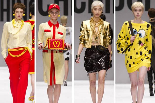Pop art in fashion
