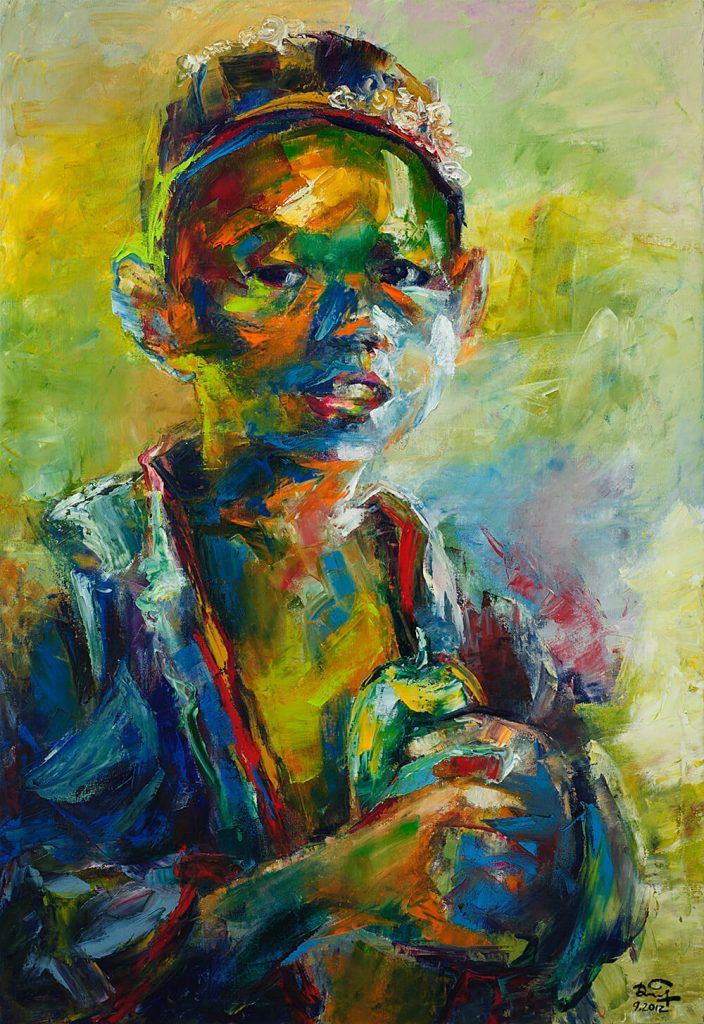 Portrait 13, Vietnam Art Galleries