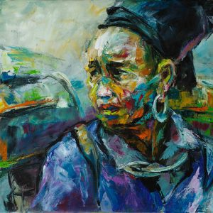 Portrait 15, Artworks in Vietnam