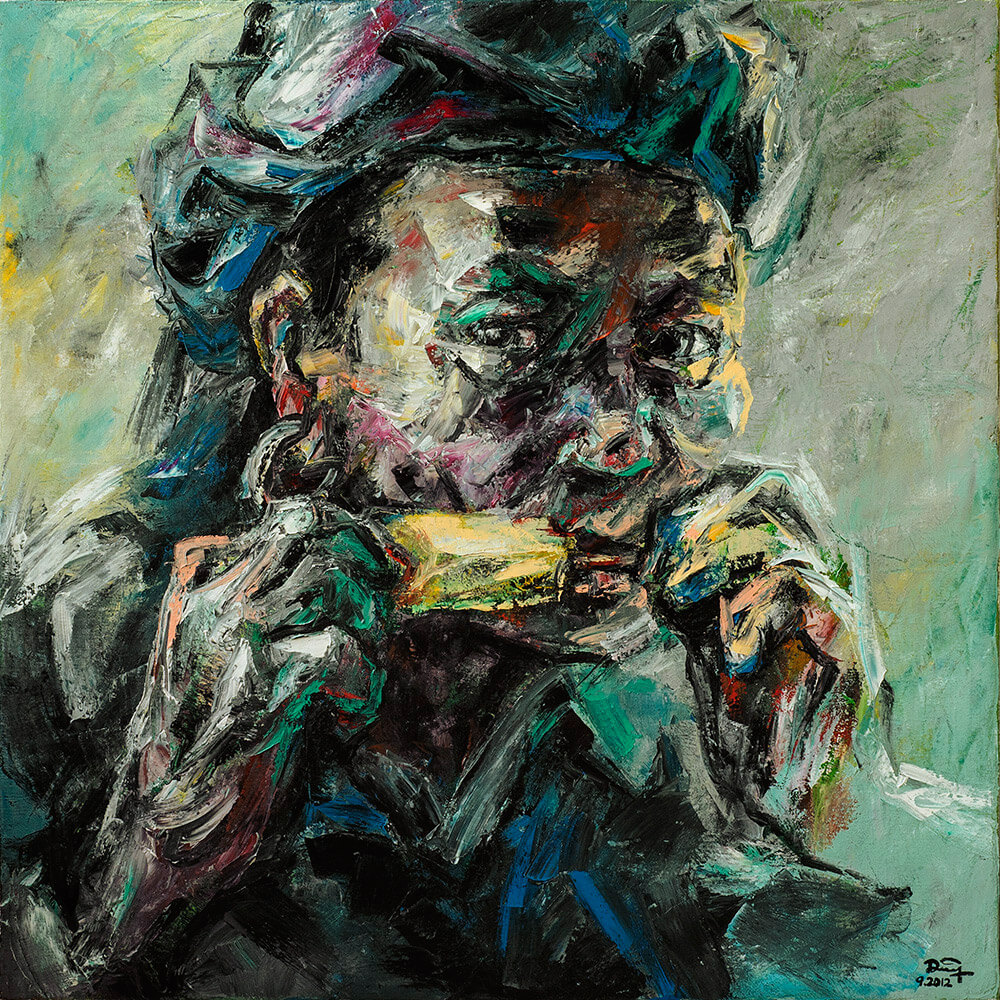 Portrait-16 Top Vietnam Artists