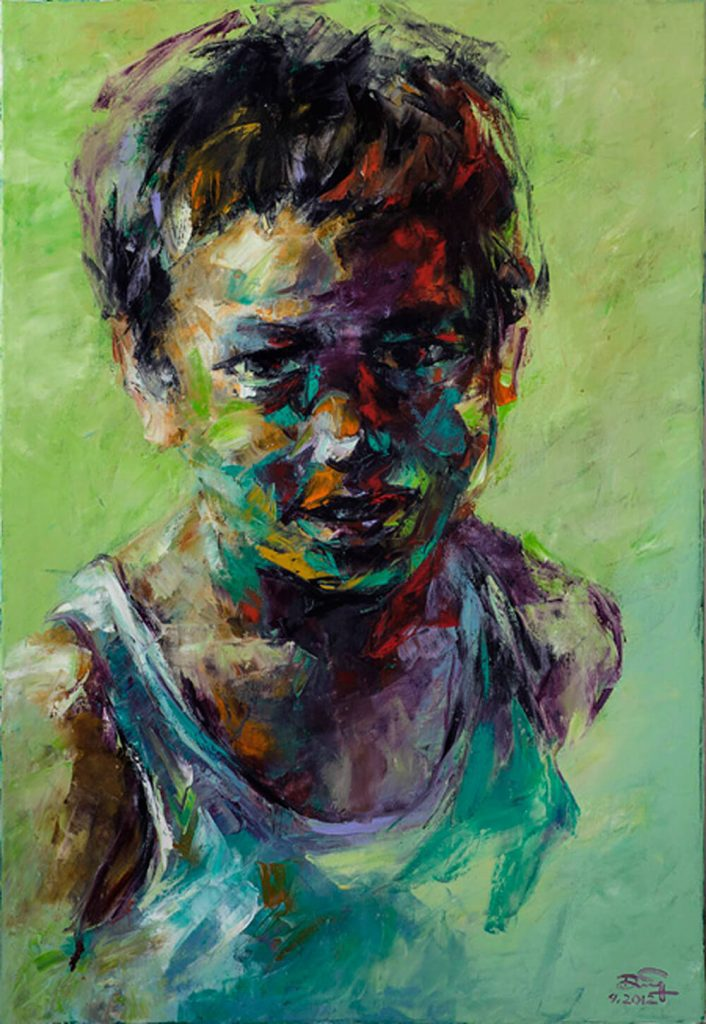 Portrait 18, Galleries in Vietnam