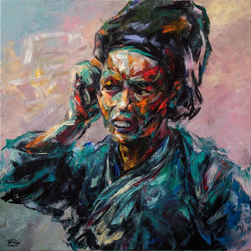 Portrait 19, Best Vietnam Art Galleries