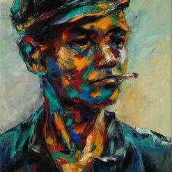 Portrait 23, Art Gallery in Vietnam