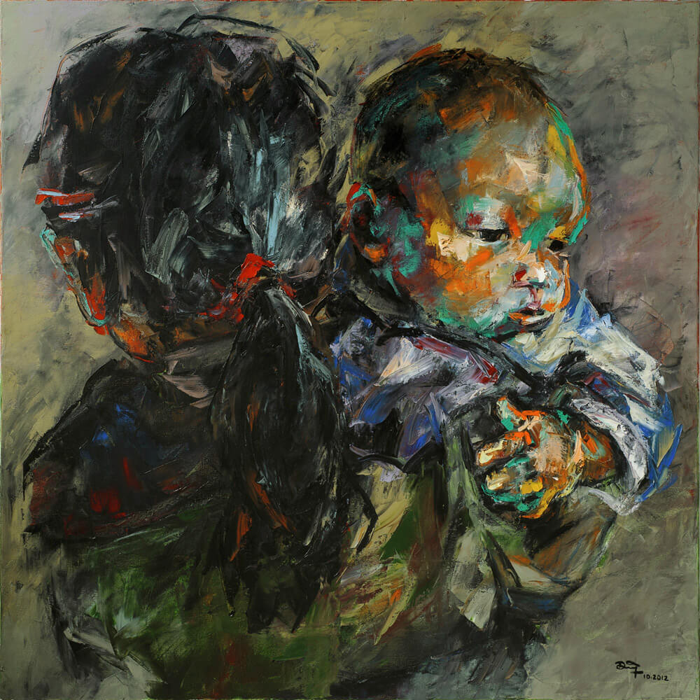 Portrait 24, Vietnam Artists