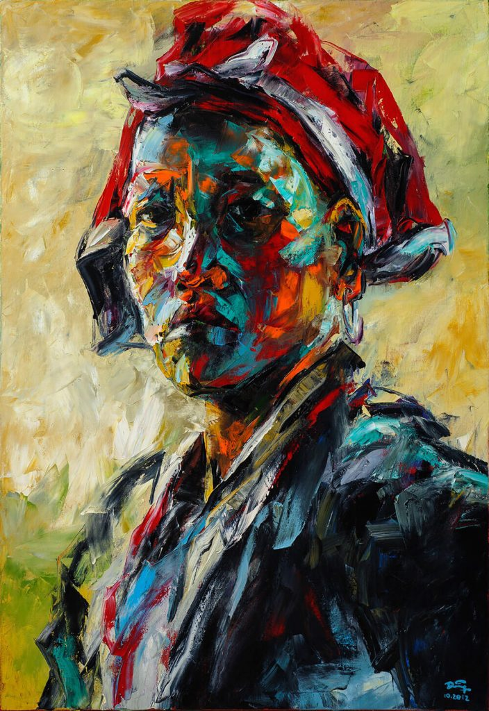 Portrait 24, Vietnam Artworks