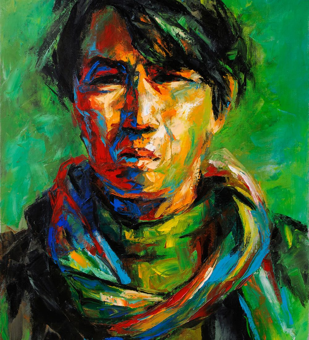 Portrait 34, Best Vietnam Artists