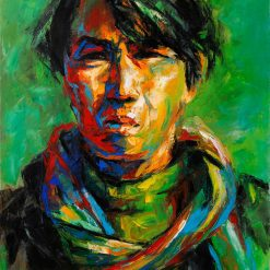 Portrait 34, Best Vietnam Artists