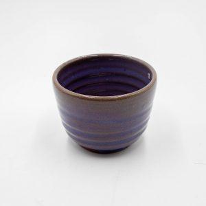 Purple Sage Ceramic Cup