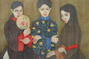 Red River Artists Tackle Life, Society Of Vietnam