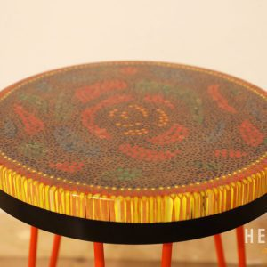 Rose Garden Colored Pencil Coffee Table IV 2