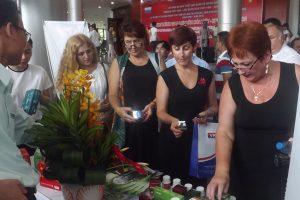 Russia Experiences Vietnamese Culture