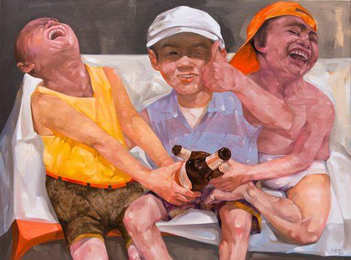 Simple for free mind, Art Gallery in Vietnam