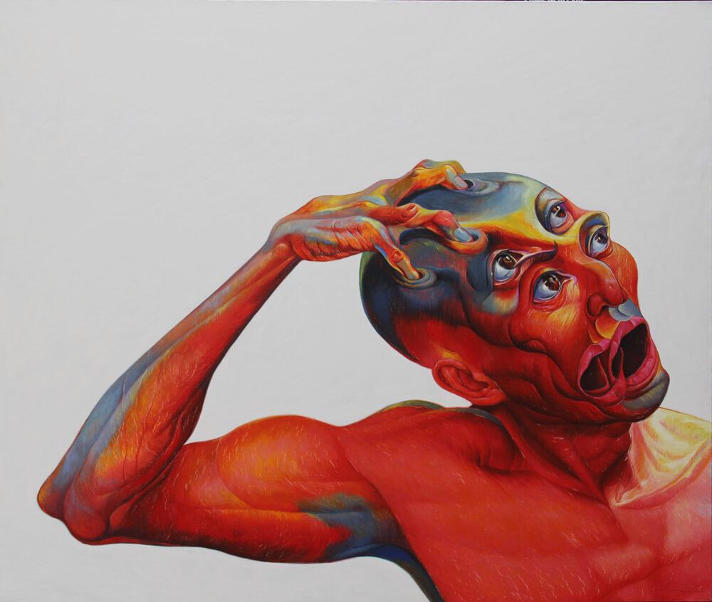 Sold self torment, Top Art Gallery in Hanoi