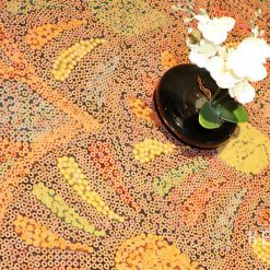 Spring Buds Colored-Pencil Coffee Table I 1