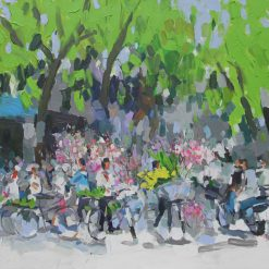 Spring turn on the street 5.1.17, Vietnam Galleries