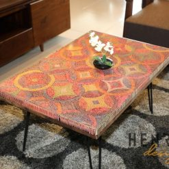 Starry Night Colored-Pencil Coffee Table I 4