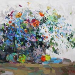 Still Life 2, Vietnam Paintings