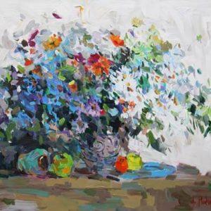Still Life 2, Vietnam Paintings