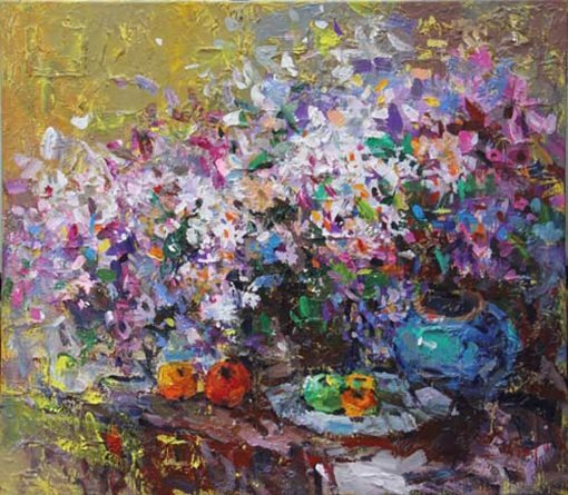 Still life 3, Art Galleries in Hanoi