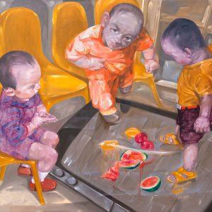 Stylish, Art gallery in Vietnam
