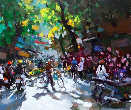 Sunlight 1, Hanoi Art Gallery