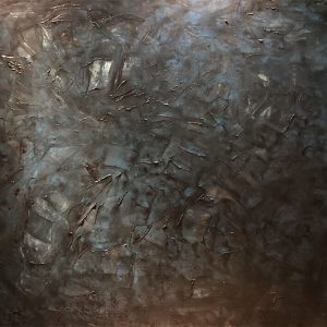 That Place is The Light II - acrylic paintings by trinh thang
