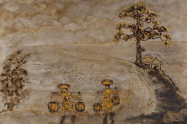 The Art Journey of Nguyen Gia Tri