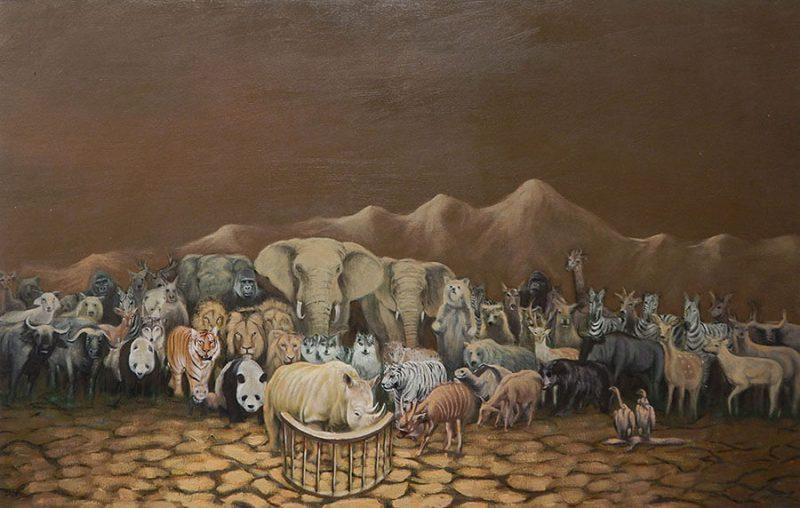 The Last Rhinoceros