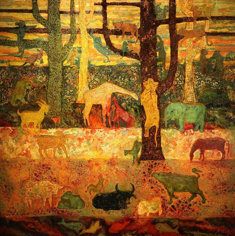 The Zoo - artist ngo ba cong