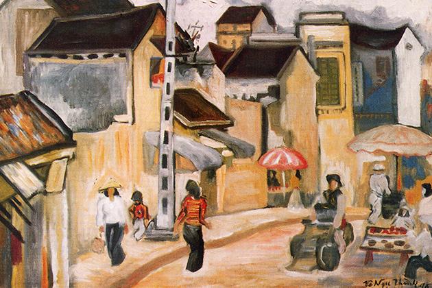 To Ngoc Van - Vietnam Modern Art