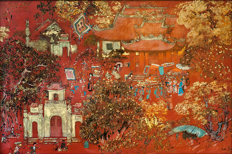 Top 8 Most Influential Painters in Vietnam